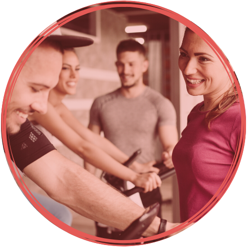 Networking opportunities at actIFIT Asia