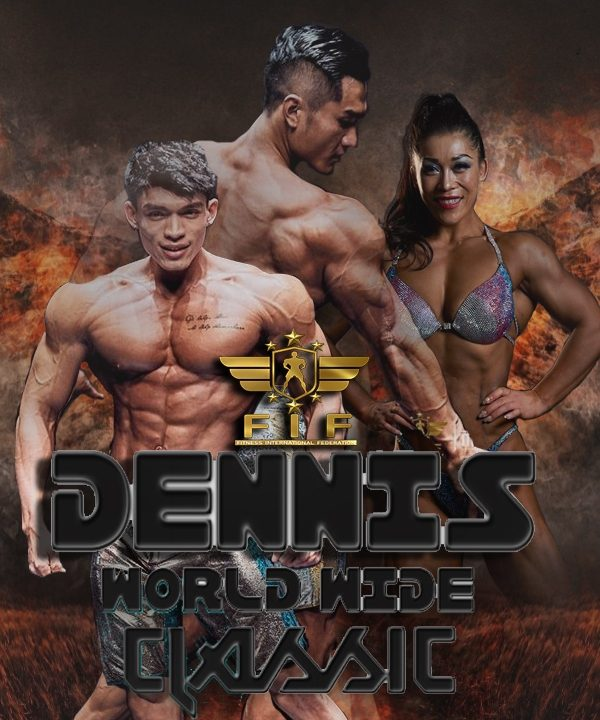 FIF Dennis Worldwide Classic at actiFIT Asia 2020