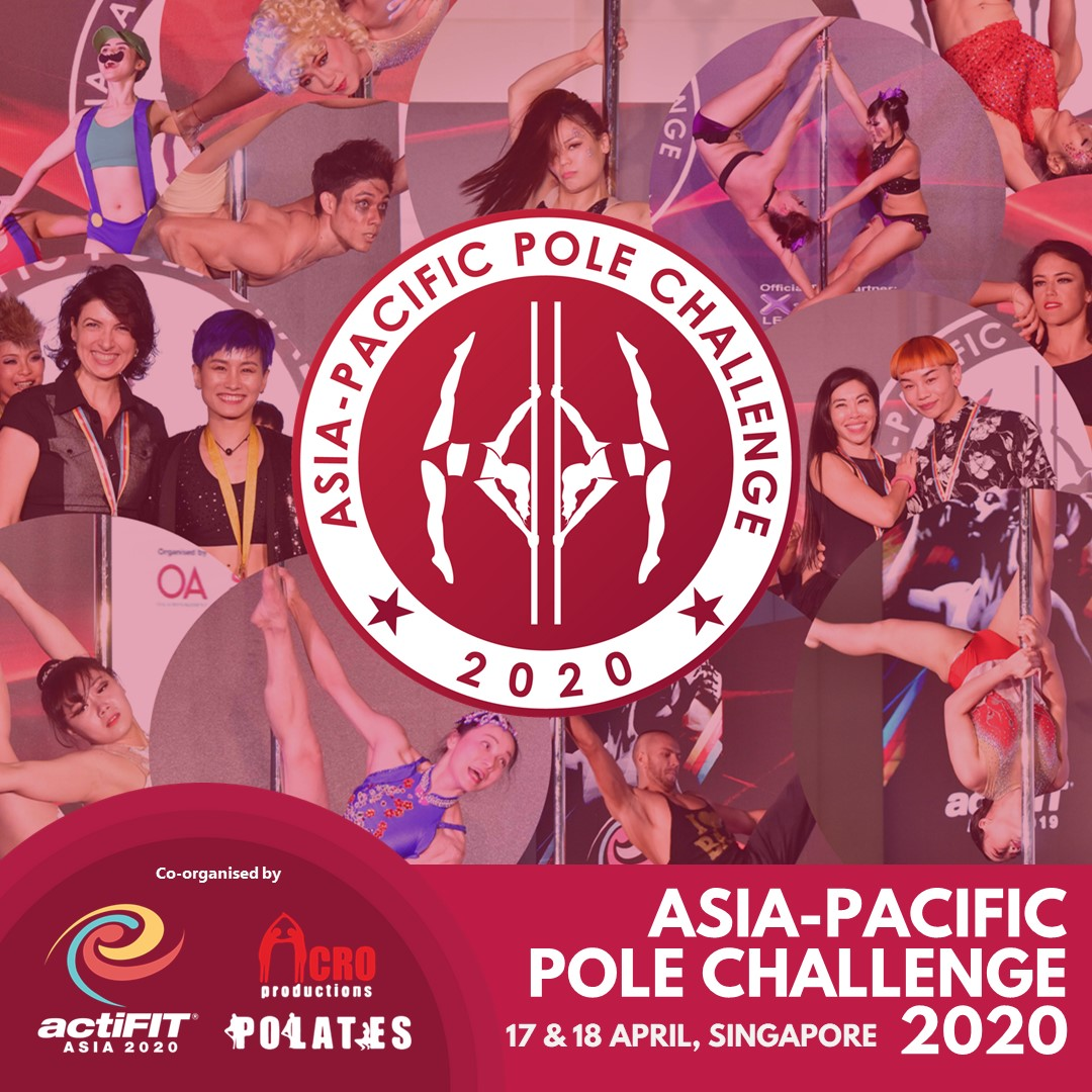 Asia-PacificAsia-Pacific Pole Challenge 2020 at actiFIT AsiaPole Challenge 2020