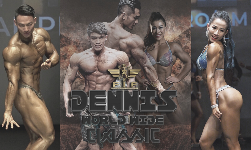 FIF Dennis Worldwide Classic Pro/Am at actiFIT Asia 2020