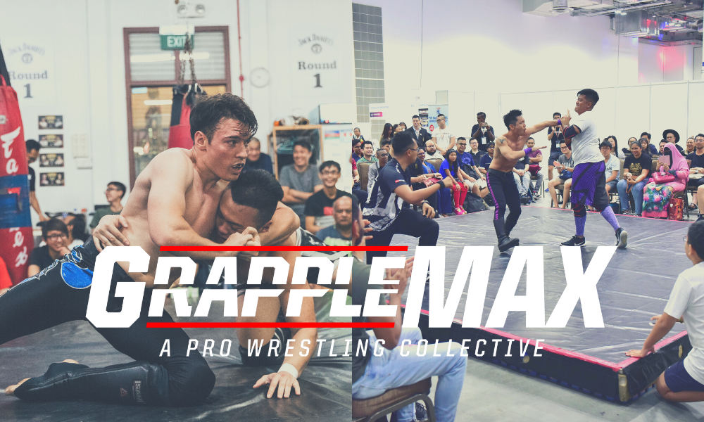 actiFIT Asia - Grapple MAX