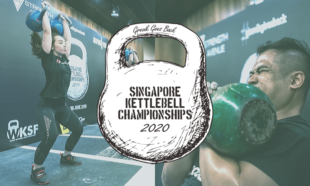 Singapore Kettlebell Championships at actiFIT Asia 2020