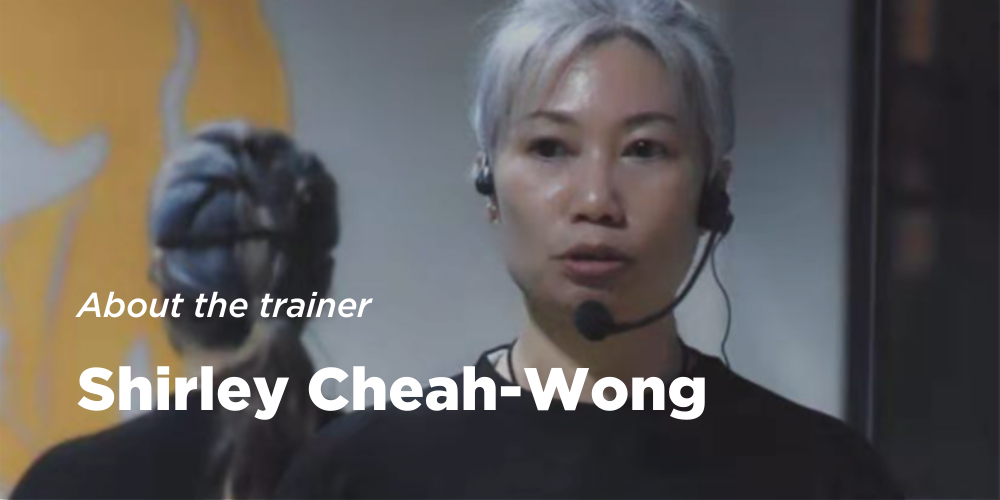 actiFIT Asia 2020 trainer - Shirley Cheah-Wong