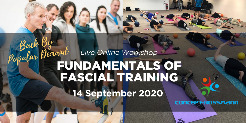 Fundamentals of Fascial Training by actiFIT Asia